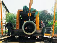 Microtunnelling / Pipe Jacking / Directional Drilling